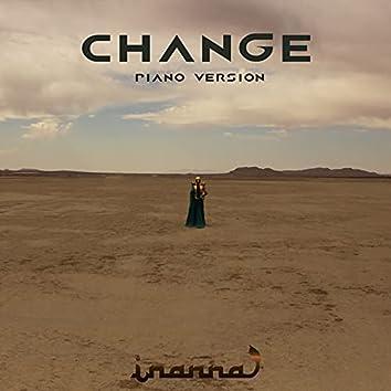 Change (Piano Version)