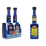 STP Zstp05 Pack Pre-Itv Diésel Antihumos, 200 Ml + St66200Es Limpiador Filtro Partículas, 200 Ml
