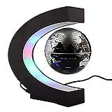 Bola magnética en forma de C de Yosoo con bola del mundo, perfecto...