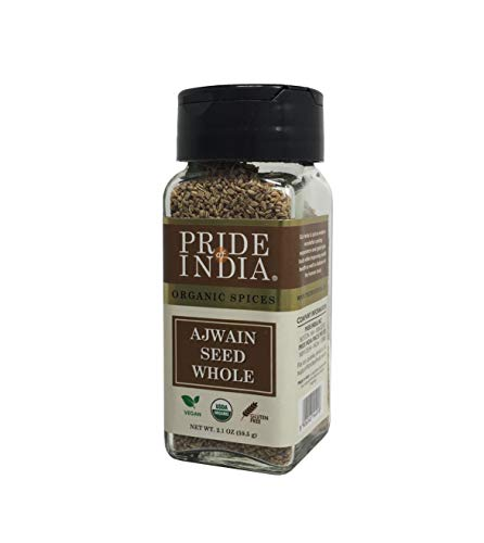 Pride Of India - Organic Ajwain See…