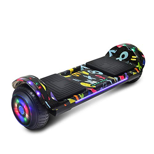 cho Hoverboard Hover Board Electric Scooter Two-Wheel Smart Self Balancing Speaker (Image 1)