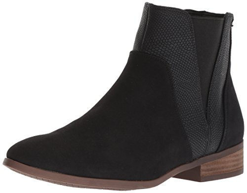 Roxy Damen Linn Fashion Boot modischer Stiefel, schwarz, 41 EU