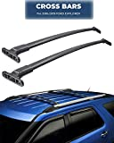 ISSYAUTO Cross Bars Roof Racks for 2016-2019 Ford Explorer Roof Cross Bars, GB5Z-7855100-AB