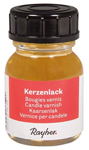 Rayher Hobby 3115900  Kerzenlack, 25 ml