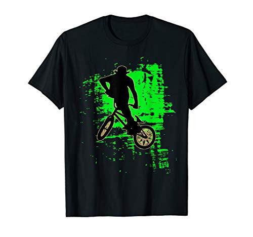 Vintage und Retro-Style American USA Bmx Rider Shirt
