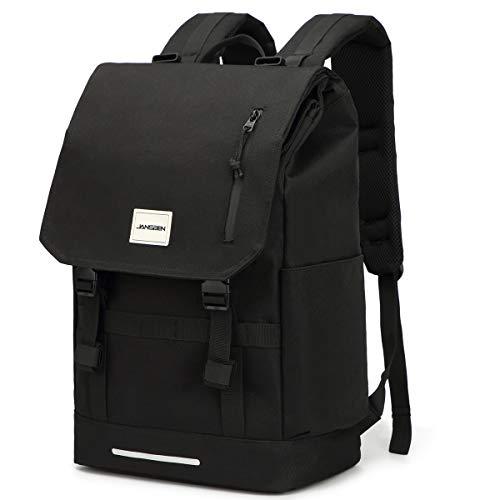 JANSBEN Waterproof Laptop Backpack Man Women Roll Top Daypack Large Size 25L-40L,Casual...