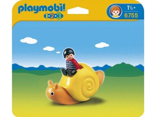 Playmobil - 6755 - Escargot A Bascule
