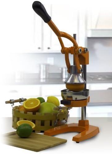 popular Heavy wholesale Duty Commercial Large Manual sale Citrus Juicer - Manual Press Fruit Juice Extractor (Orange) online