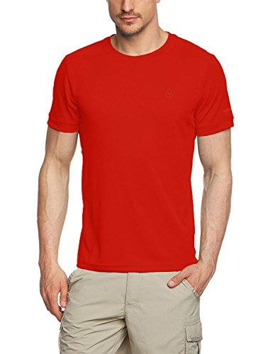 Northland Professional Messieurs cooldry Grégoire T-shirt Medium rouge