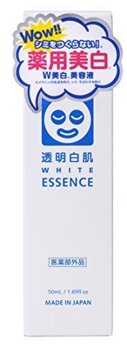 透明白肌 透明白肌 薬用Wホワイトエッセンス