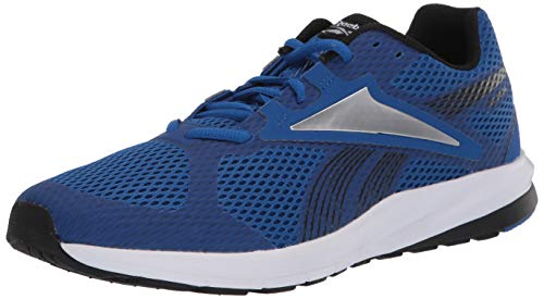 Reebok Men's Endless Road 2.0 Running Shoe, Cool Shadow/White/Humble Blue, 13 M US