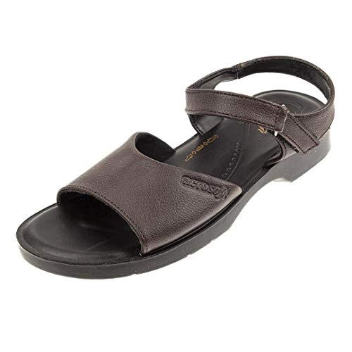 Aerosoft Fußgewölbe-Sandalen für Frauen mit hohen Fußgewölben - Flip Flops für Mädchen mit Rücken-, Bein- und Fußschmerzen - Süße Frau Open Toe Beach Friendly Thong Sandal - Modell LA3203 Braun 36