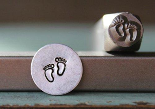 metal stamp feet - 1
