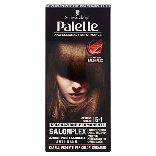 Haarfärbemittel 5-1 Hellbraun