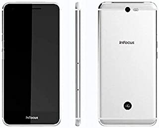 Infocus M808 (Mysterious Silver)