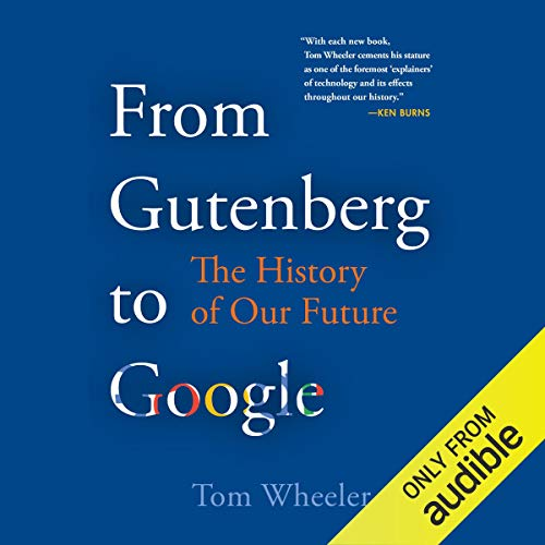 From Gutenberg to Google cover art