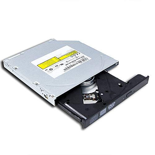 New Notebook PC Internal CD DVD Player Optical Drive Replacement, for Asus X551 X551M X551MA X551MAV X55U X53SK G60J G60VX G75 G74 G73 Laptop, Super Multi 8X DVD+R DL 24X CD-RW Writer