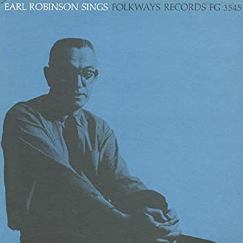 Earl Robinson Sings