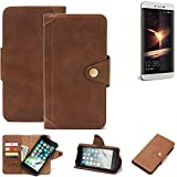 K-S-Trade® For Coolpad Torino Wallet Case Mobile Phone