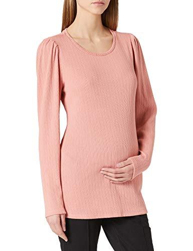Supermom Damen Tee LS Rosette T-Shirt, Rosette-P727, M