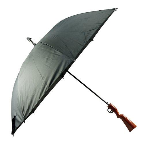 Poizen Industries Regenschirm G-UMBRELLA mit Gewehr-Griff