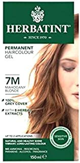 Herbatint 7M Mahogany Blonde Hair Colour Gel 150ML