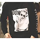 [DOWBL] Naughty Girl Photo Sweat Shirts ブラック 42(S)