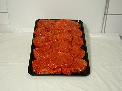 Schweinerückensteaks fertig Gewürzt zum Grillen Steak