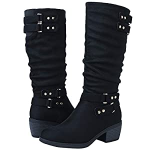 GLOBALWIN Women's Natalia Fashion Boots