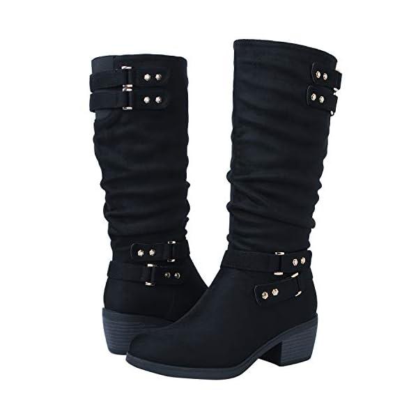 GLOBALWIN Women's Natalia Fashion Boots 3