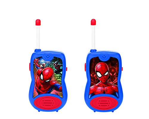 Lexibook TW12SP Funkgerät, Walkie-Talkies Spider-Man 100 m