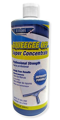 Ettore 30130 Squeegee Off Window Cleaning Soap, 32-Ounce