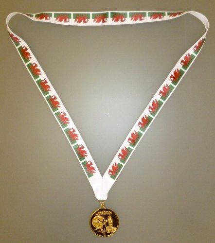 Toyland La Médaille de Vainqueurs de Pays de Galles - pour Les Jeux de Commonwealth [Misc].