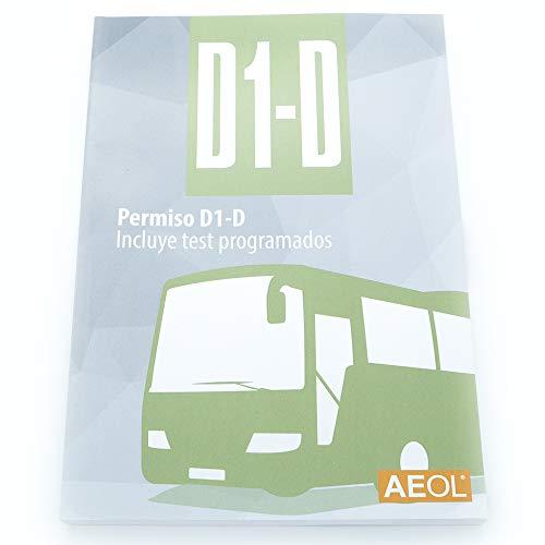Aeol Manual permiso D-D1 Autobús. Actualizado 2021.