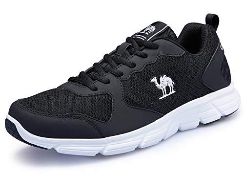CAMEL Herren Laufschuhe Sportschuhe Turnschuhe Männer Sneaker Herren Leichte Traillaufschuhe Outdoor Sport Fitnessschuhe Joggingschuhe