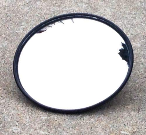 5 3/4' Round Clamp On Spot Mirror for truck auto Blind Spot Mirror