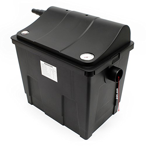 SunSun Biofilter CBF-200A Filteranlage 1 Kammer-System für 6000 L/h inkl Filtermaterial - 2