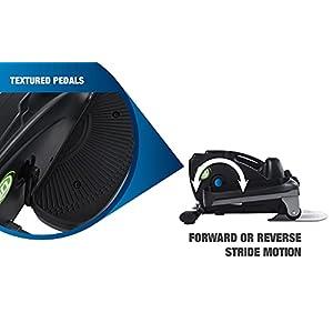 Stamina InMotion Compact Strider, Black, (L x W x H):24.00 x 18.00 x 12.00 IN