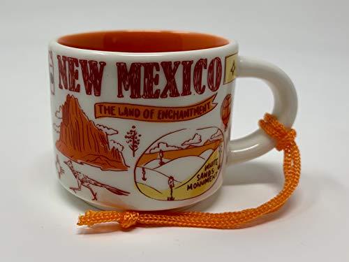 Starbucks New Mexiko Been There Serie Espresso-Tasse Ornament Demitasse Tasse 567 ml