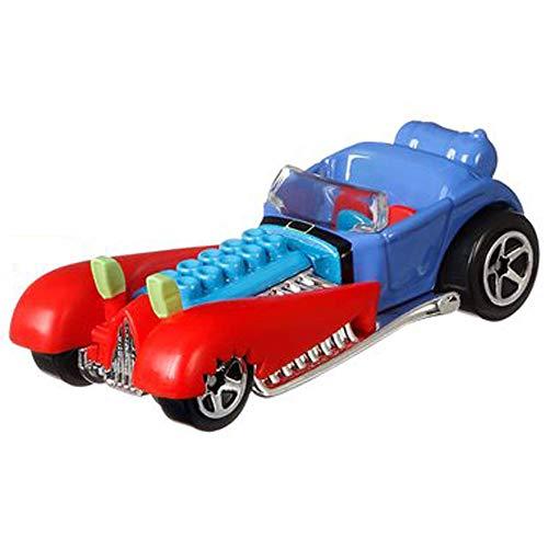 Hot Wheels Character Cars Sponge Bob Schwammkopf Mr Krabs GMR64 1:64