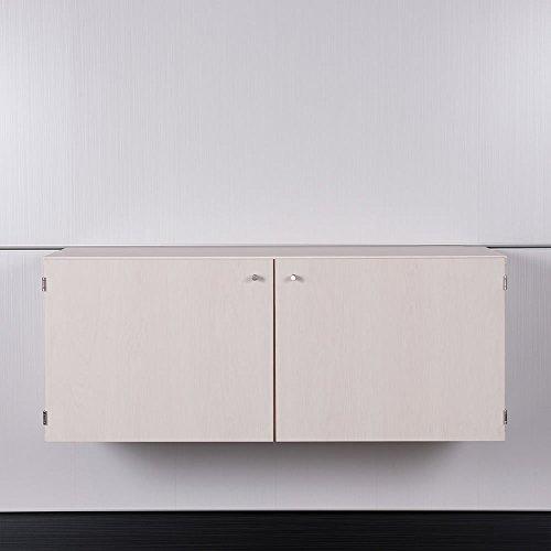 Cinewall TV-Wand Türen für Mediabox mit 4 Fächern 493 x 395 x 19 mm Dekor Marbella