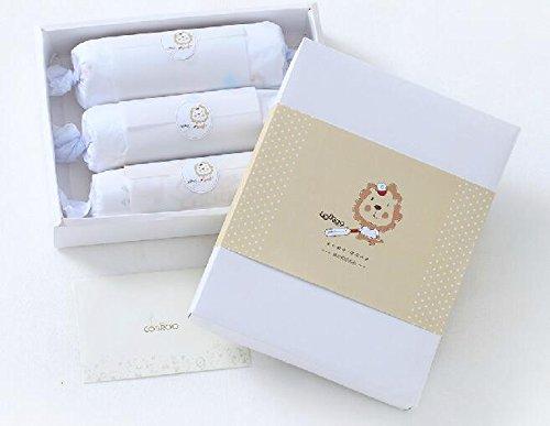 coffret naissance 6 pièces kit de naissance 59 cm de haute qualité 100% coton...