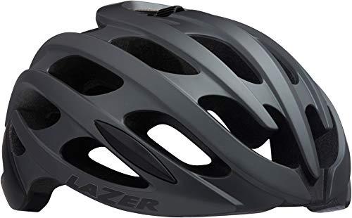 Lazer Casco Blade+ Titanio Mate (L) Helm, Standard, L