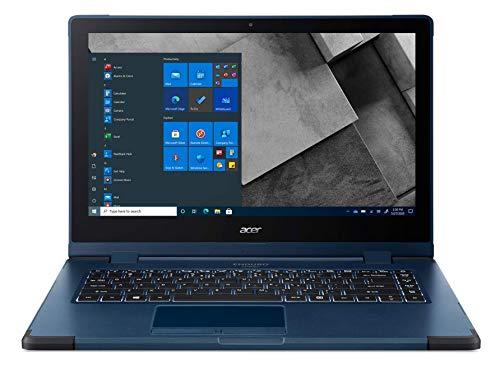 "Acer Enduro Urban N3 EUN314-51W-53FZ Rugged Laptop | 14"" Full HD IPS 450nit Display | Intel Core i5-1135G7 | 8GB DDR4 | 512GB NVMe SSD | Wi-Fi 6 | MIL-STD 81OH | Backlit KB | TPM 2.0 | Windows 10 Home"