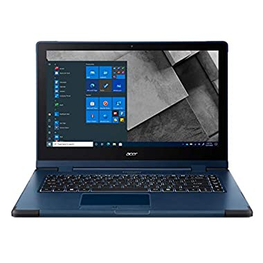 Acer Enduro Urban N3 EUN314-51W-53FZ Rugged Laptop | 14″ Full HD IPS 450nit Display | Intel Core i5-1135G7 | 8GB DDR4 | 512GB NVMe SSD | Wi-Fi 6 | MIL-STD 81OH | Backlit KB | TPM 2.0 | Windows 10 Home