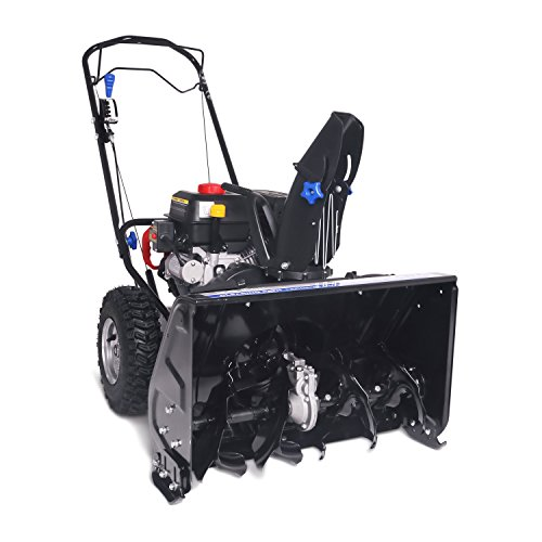 AAVIX AGT1424S Two Stage 24-Inch Snow Blower