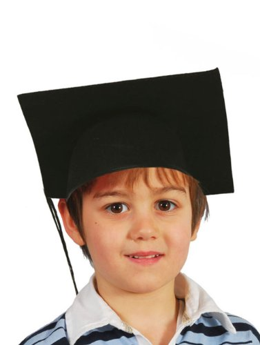 Guirca - Sombrero de graduado infantil (13891)