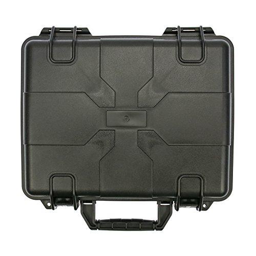 OpTacs - Tactical Pistolen-Koffer schwarz