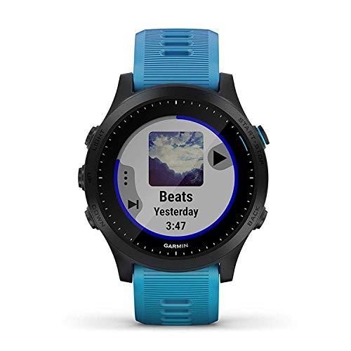 GARMIN(ガーミン) ランニング トライアスロン用GPSウォッチ ForeAthlete 945 Blue 音楽再生機能 心拍 歩数 防水【日本正規品】