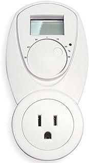 DAYTON 1UHG3 Humidifier Control, Plug In, 120 V